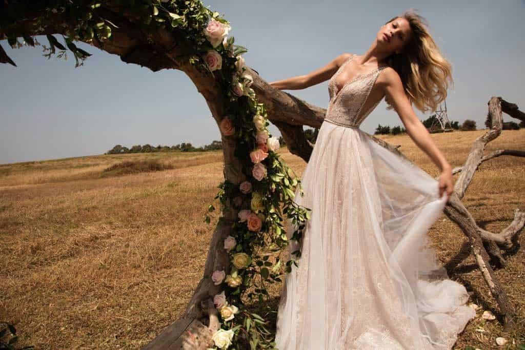Haute Couture esküvöi ruhák - GALA-711-1