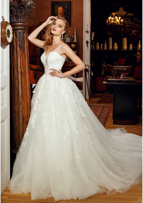 Luxusné svadobné šaty - Sweet Princess - Salon Isabell - 1