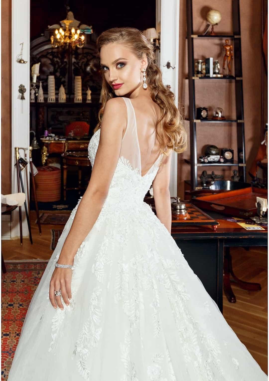 Luxusné svadobné šaty - Sweet Princess - Salon Isabell - 2