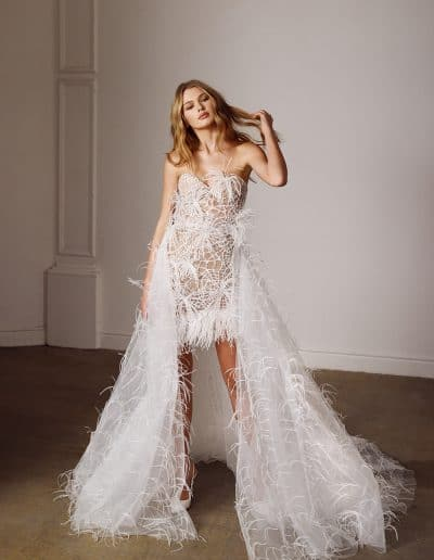 Galia Lahav Couture - Do Not Disturb - Bebe with skirt_lowres