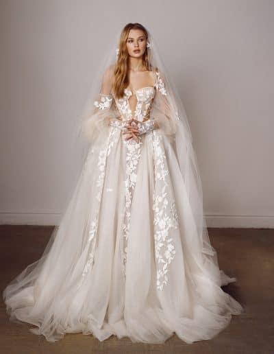 Galia Lahav Couture - Do Not Disturb - Gale veil F_lowres