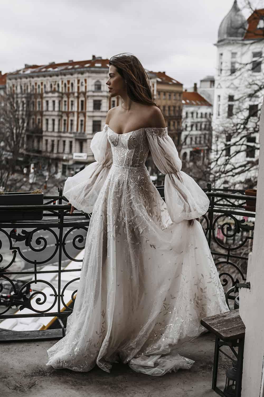 Exkluzívne svadobné a spoločenské šaty - Mel 34_lowres