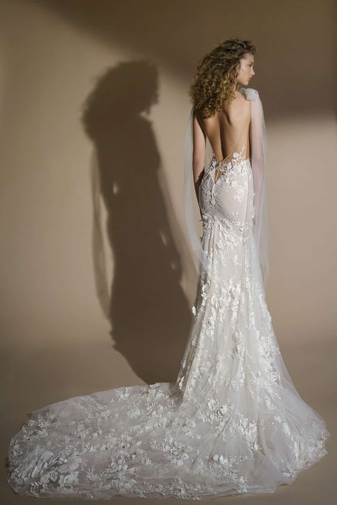 Haute Couture svadobne saty - G-104-F-B2