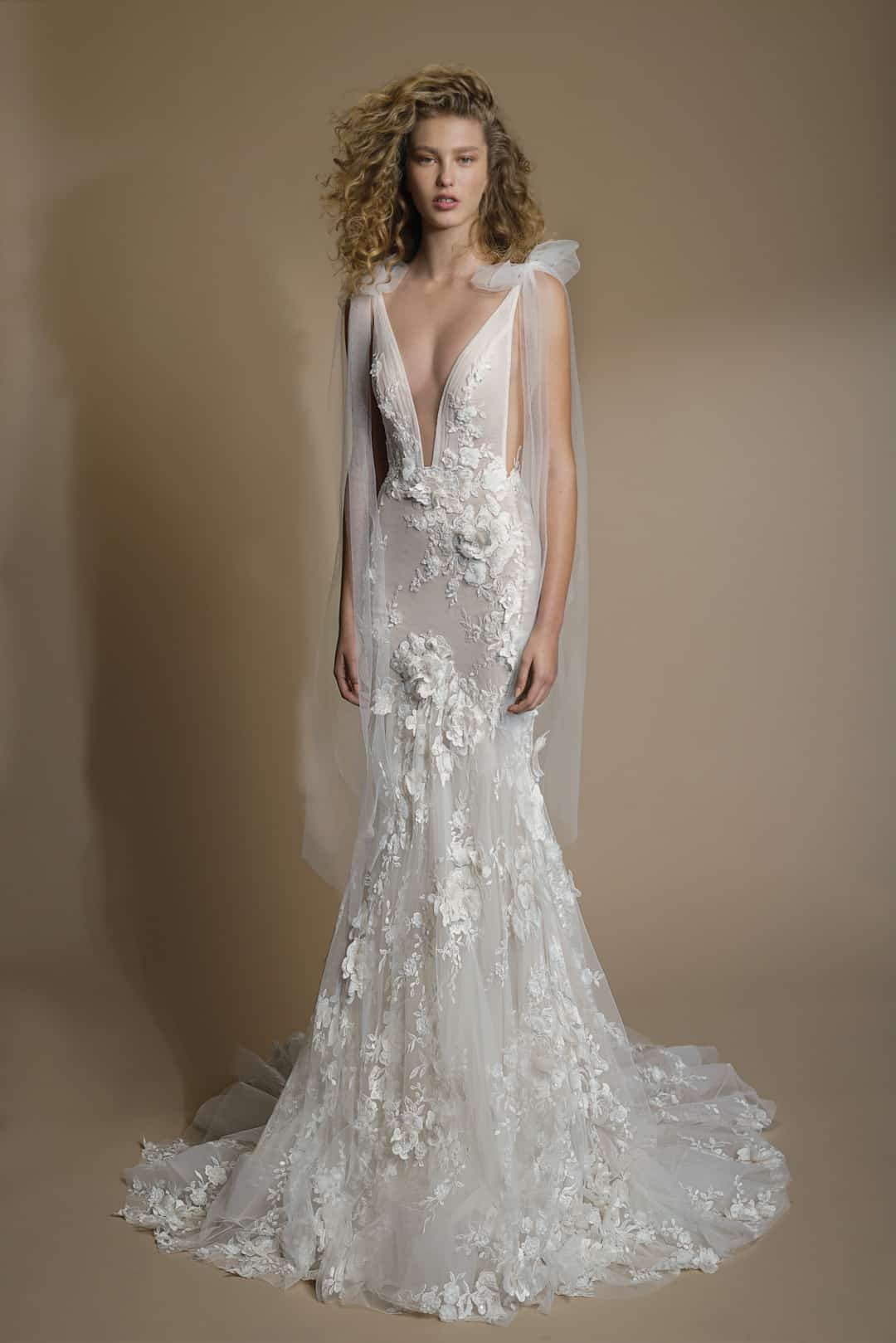 Haute Couture svadobne saty - G-104-F